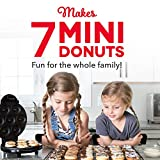 Dash DDM007GBAQ04 Mini Donut Maker Machine for