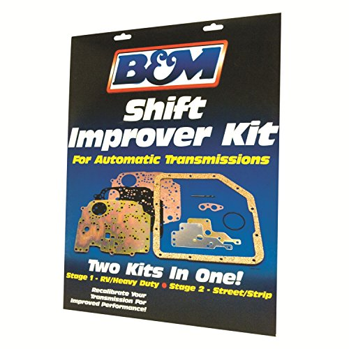 B&M 50260 Shift Improver Kit for Automatic ()