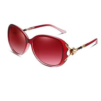 fuchaozhuanmai Gafas de sol polarizadas Gafas de sol para ...