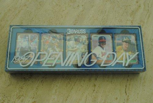 - 1987 Donruss Opening Day Baseball Factory Set