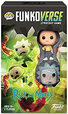 Funko Vynl Rick /& Morty Collectible Toy 26596 Accessory Toys /& Games Rick /& Morty