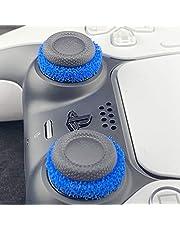 GOW 2 x Aim Assist Ringar för kontroller - Målstöd passar PS4, PS5, Xbox, PC och tillbehör joysticks exakt sikt/millimeter exakt inställning (medium)