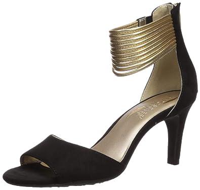 1cd2974db0616 Amazon.com | Aerosoles Women's Glamour Girl Heeled Sandal | Heeled ...