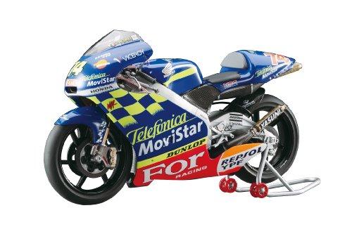 HASEGAWA 21502 1/12 2001 Honda NSR250 Champion Daijiro Kato