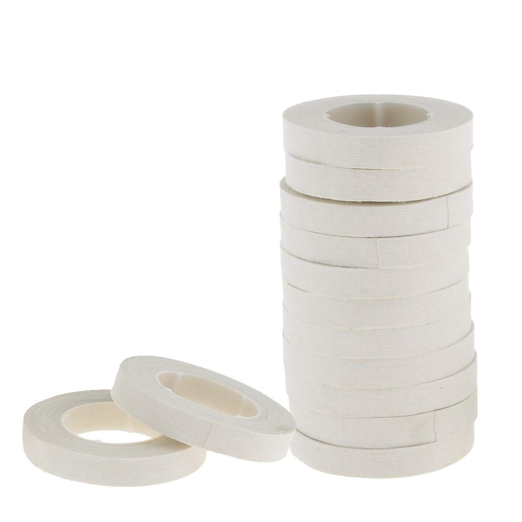 Baosity 13 Rolls/Box Medical Tape Adhesive Plaster Gauze