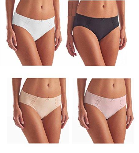 Hi Underwear Brushed Microfiber Lace