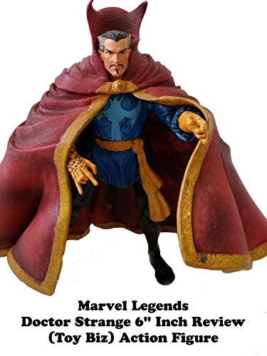 [Review: Marvel Legends Doctor Strange 6
