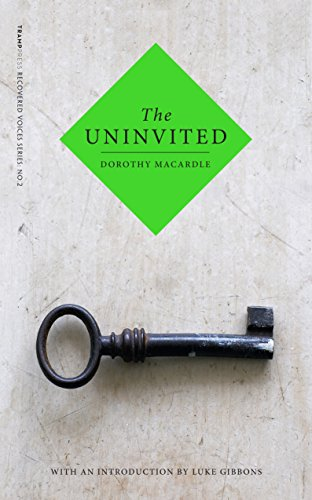 The Uninvited (Recovered Voices) cover