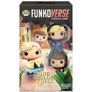Funkoverse: Golden Girls 100 2-Pack Board Game