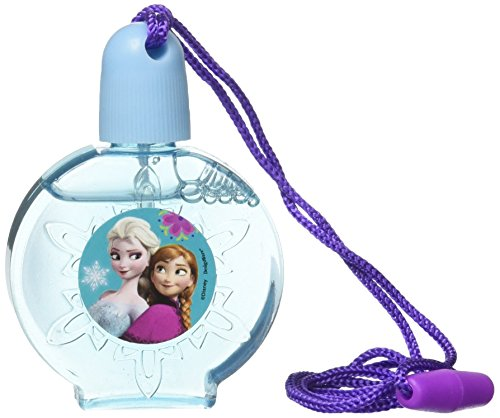 Amscan Bubble Necklace Birthday Party Favour Toy and Prize, 1 Piece, Made from Plastic, Sky Blue/Violet, 2 1/4