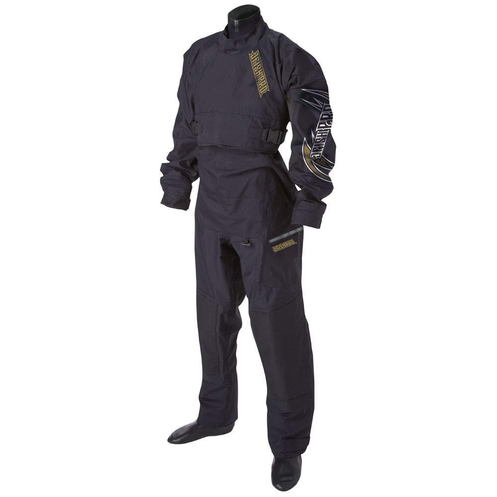 【オンラインショップ】 【J-FISH/ジェイフィッシュ】プロドライスーツ(スモールジッパー付き) 透湿 ブラック 軽量 JDS-393 メンズ 大人用 Medium スーツ 軽量 透湿 B07H3JNB9G Medium, リップルミドル:8e12a55b --- suprjadki.eu