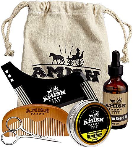 Amish Farms Beard Grooming Piece