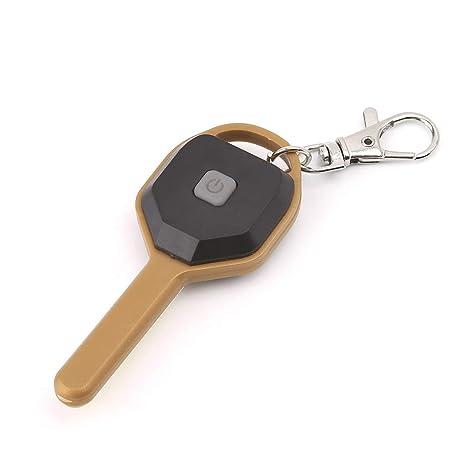 yinuneronsty - Mini Linterna LED de Bolsillo con Forma de ...