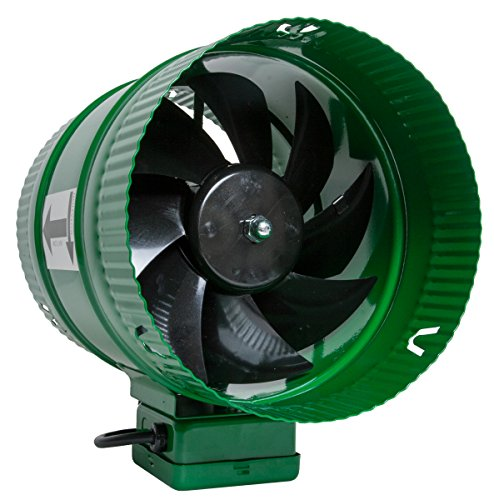 8' Inline Booster Fan 471cfm
