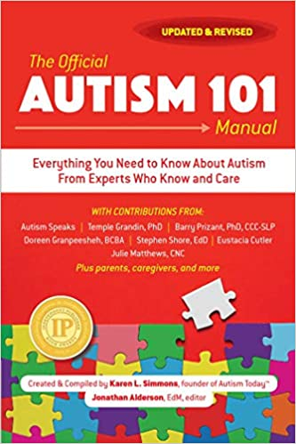 Autism Speaks Reports Double Digit >> The Official Autism 101 Manual 9781510722538 Medicine Health
