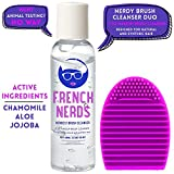 Clinique Cleansing Brush Offers - French Nerds Makeup Brush Cleaner and Brush Egg, 2oz
