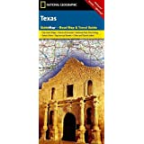 Texas Road Map & Travel Guide (National Geographic GuideMaps): NG.GM38.00620543