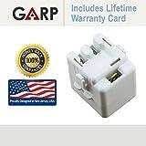 GARP GARP-61005518 Refrigerator Relay Overload for Maytag, Kenmore by GARP