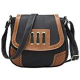 GSYDXKB Hot New Sweet Hollow PU Leather Handbag