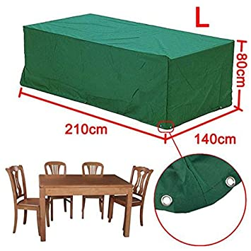 Popamazing Outdoor Garden Furniture Cover  Seater Rattan Chairs
