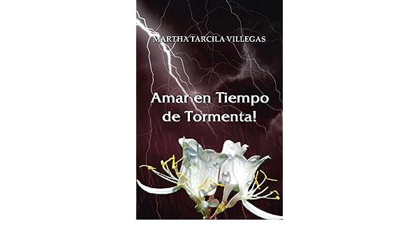 Amar En Tiempo De Tormenta! eBook: Martha Tarcila Villagas: Amazon ...