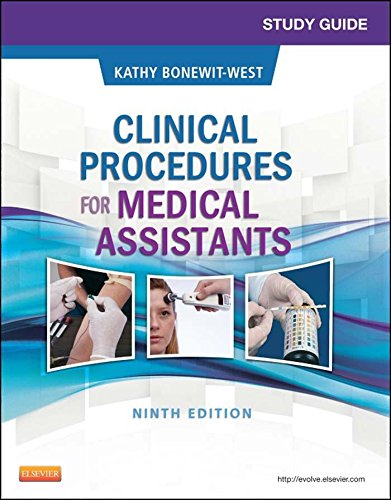 Download Study Guide for Clinical Procedures for Medical Assistants Pdf