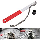 DLLL Cycling Bike Bicycle BMX Chain Whip Wheel Sprocket Remove Bike Tool for road vehicles folding bike,Mountain Bike