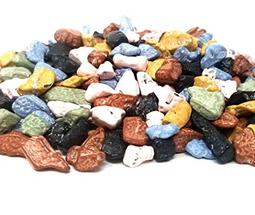 Candy Coated Chocolate Rocks, 1Lb]()
