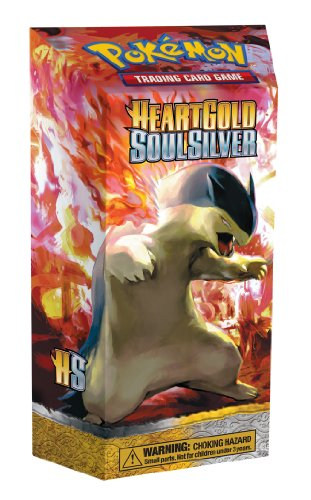 Pokemon Trading Card Game:  HeartGold and SoulSilver Theme Deck - Ember Spark