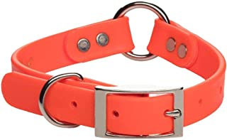 product image for Mendota Pet DuraSoft Puppy Collar, 3/4-Inch by 12-Inch, Orange