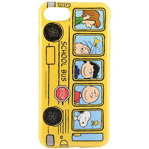 Peanuts Snoopy & Woodstock School Bus - iPhone 7 4.7