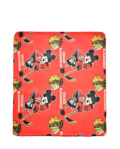 The Northwest Company NHL Officially Licensed Chicago Blackhawks 50