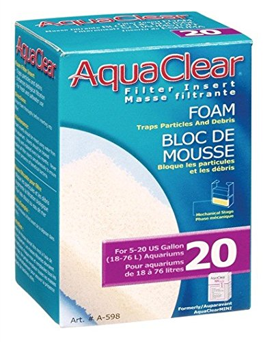 AquaClear 20 Foam ()