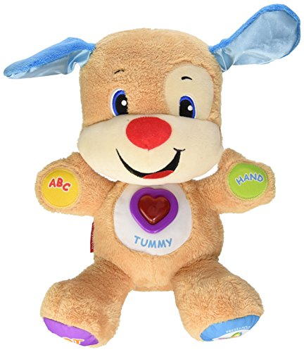 Fisher-Price Laugh & Learn Smart Stages Puppy (with Bonus DVD)