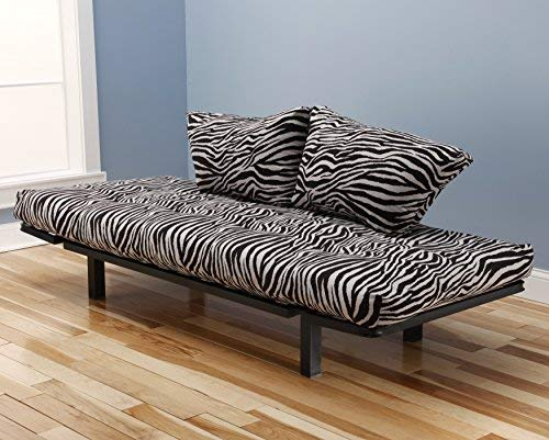 Zebra Print Futon
