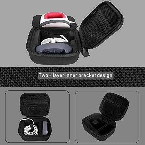 Cricut Easy Press Mini用の大容量の収納袋ハード軽量キャリングコンテナオーガナイザー