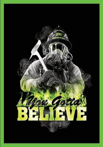 Read Online Believe 271....a Story about Cancer in the Fire Service, Changing the Culture PDF