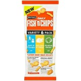 Fish 'N' Chips Variety 6 per Pack