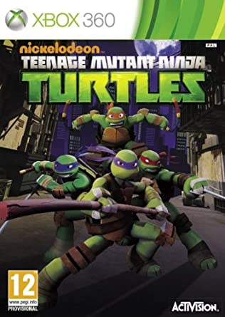 Teenage Mutant Ninja Turtles: nintendo wii: Amazon.es ...