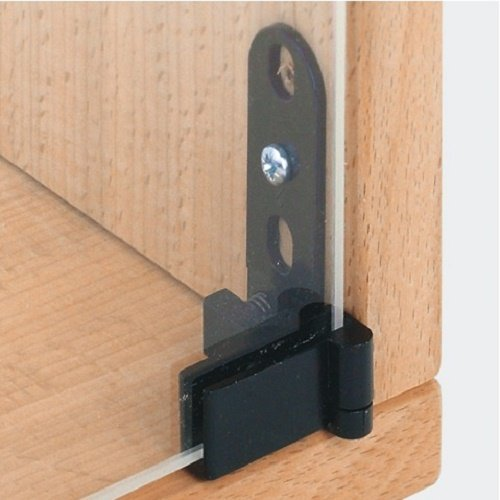 Handles Ironmongery Polished Chrome 110º Glass Door Hinges For