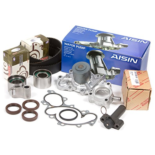 95-04 Toyota 3.4 DOHC 24V 5VZFE Timing Belt Kit w/ Hydraulic Tensioner AISIN Water Pump (Timing Belt Kit 99 Tacoma compare prices)