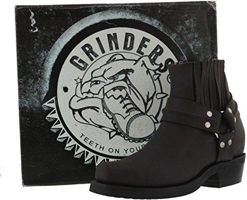 Crazy Herren Horse Braun Grinders Renegade Brown Stiefel lo wfYqxREX