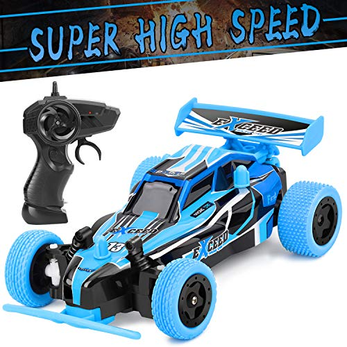 Reshake RC Racing Car High Speed Remote Control Car for Boys, Radio Controlled Car with Rechargeable Battery, Electronic Hobby RC Race Car Toys for Boys Girls Kids Age 5 6 7 8 12 16 Year Old Gifts