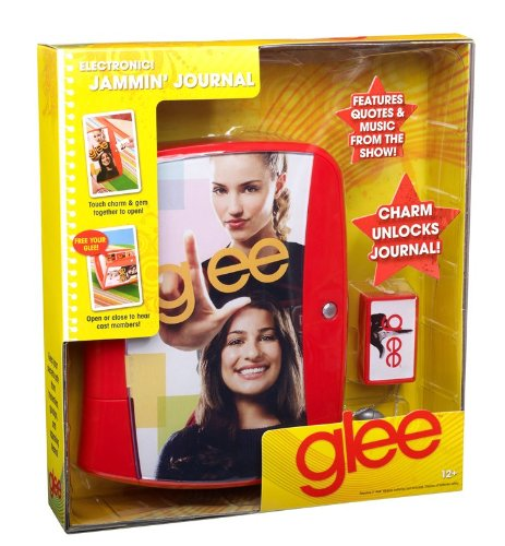 Glee Jammin' Journal
