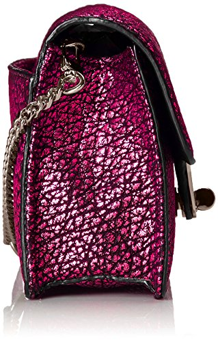 Bag Body Cross Convertible Metallic Mini Astor Pink MILLY wZqSaUY