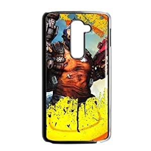 borderlands 2 LG G2 Cell Phone Case Black 53Go-409540