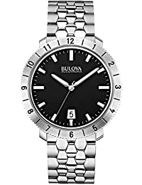 Unisex Accutron II - 96B207 Stainless Steel Watch (Silver)