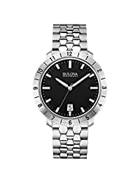 Bulova Men's Accutron II 96B207 Silver Stainless-Steel Quartz Watch