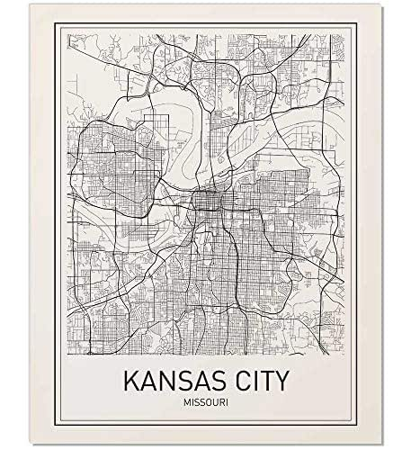 Kansas City, Kansas City Map, City Map Posters, Kansas City Poster, on paducah on map, wichita on map, cleveland on map, lenexa ks on map, conway on map, dodge city on us map, leavenworth on map, tulsa on map, new orleans on us map, golden state on map, st. louis on map, st john's on map, charlotte on map, auburn hills on map, quad cities on map, medicine lodge on map, kansas state capitol on map, denver on map, west palm on map, menomonee falls on map,