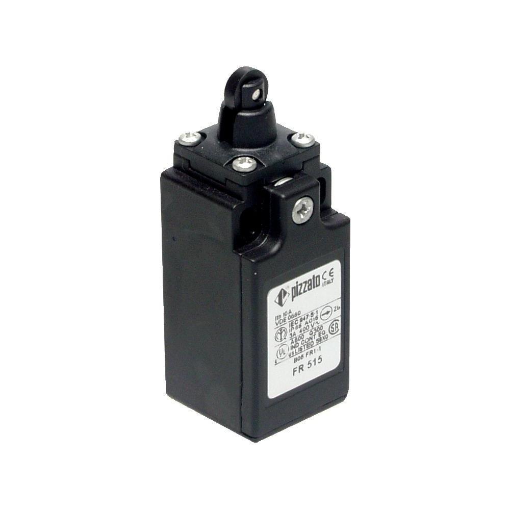 Pizzato Elettrica Endschalter 250 V/AC 6A Rollenstö ß el tastend FR 515-M2 IP67 1St.